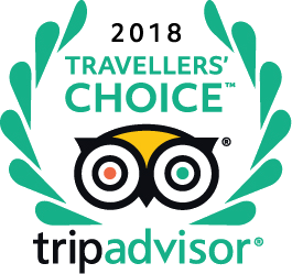 2018 Trip Advisor Traveller's Choice